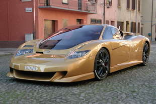 casil motors edonis supercar base bugatti eb110