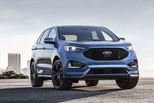 ford edge st e restyling 2018