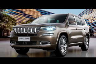 jeep grand commander 2018 cina prime immagini