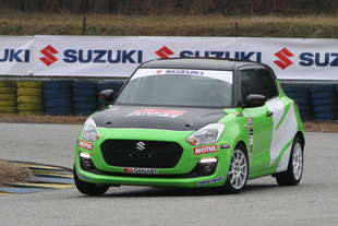 pista suzuki swift 1 0 boosterjet rs