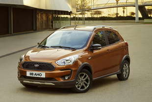 ford ka restyling 2018 e versione active