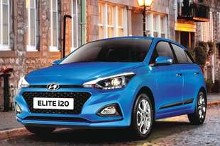 hyundai i20 restyling 2018 debutta india