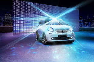 smart fortwo forfour 20th anniversary