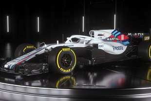 formula 1 2018 williams fw41