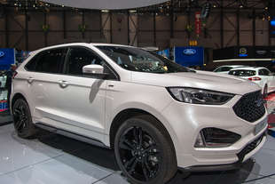 ford edge 2018 restyling