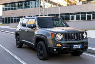 prossima uscita jeep renegade 1 4 multiair limited. Black Bedroom Furniture Sets. Home Design Ideas