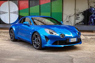 alpine a110 milano design week
