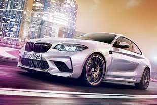 bmw m2 competition prime foto