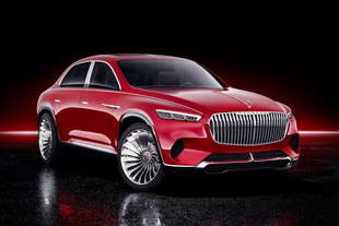 vision mercedes maybach ultimate luxury 2018 cina