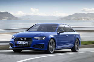 audi a4 2019 restyling