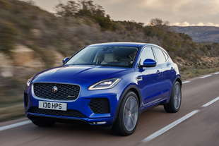 jaguar e pace arriva 20 benzina e smart settings