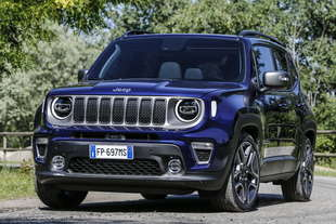 jeep renegade 2018 prime immagini restyling