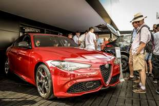 l alfa romeo al festival of speed 2018 gallery