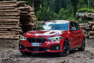 bmw serie 1 m power edition italia