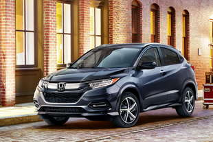 honda hr v 2019 restyling usa
