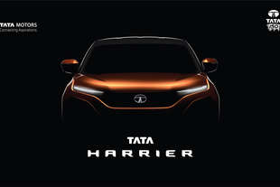 tata harrier 2019 teaser
