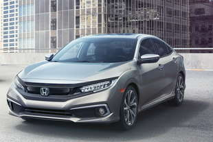 honda civic negli usa restyling 2019