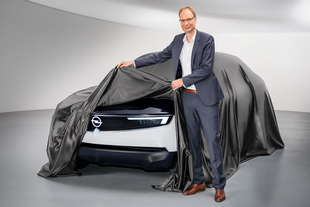 opel gt x experimental teaser nuovo stile