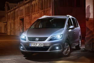 seat alhambra versione xcellence