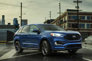 intelligenza artificiale ford edge 2019