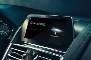 bmw Intelligent Personal Assistant nuovo assistente vocale