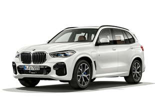 bmw x5 xDrive45e iPerformance ibrida plug