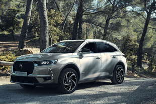 ds7 crossback e tense ibrida plug in