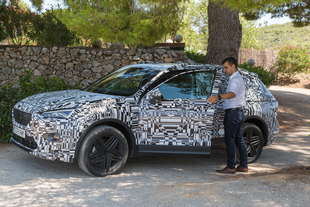 seat tarraco il video dei test off road