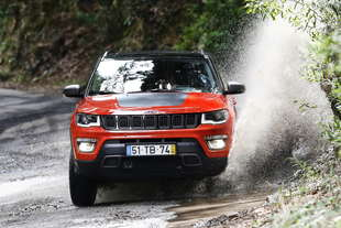jeep compass trailhawk prezzo