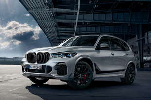 bmw x5 arrivano accessori m performance