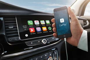 opel apple carplay google maps e waze
