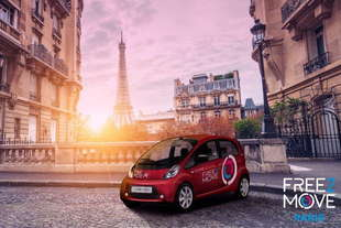 free2move parigi car sharing psa