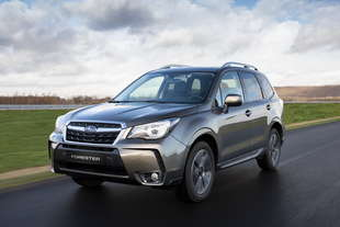 subaru forester model year 2019 nuovo eyesight