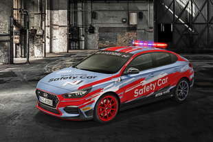 hyundai i30 fastback n safety car sbk 2019
