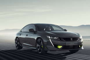 peugeot 508 Sport Engineered ibrido sportivo