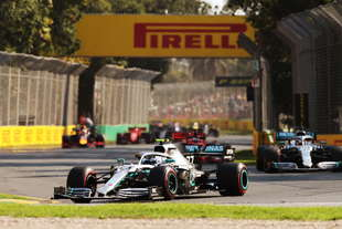 formula 1 2019 risultato gara gp d australia vince bottas classifica e calendario