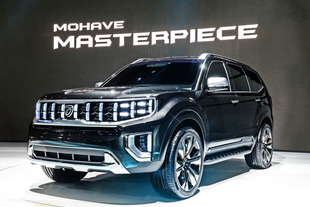 kia mohave masterpiece 2019