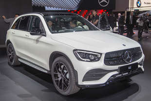 mercedes glc 2019 restyling
