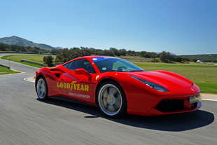 goodyear eagle f1 supersport prova supercar