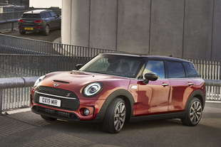 mini clubman 2019 restyling