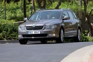 skoda superb wagon 20 tdi