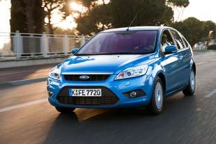 ford focus base 16 tdci econetic