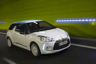 citroen ds3 base 1 6 thp turbo sport chic