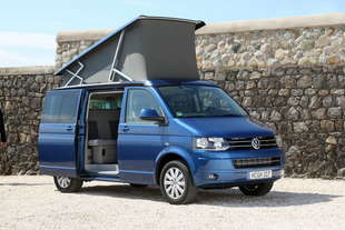volkswagen t5 california 2 0 tdi 4motion