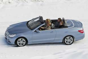 mercedes e cabrio 350 cgi blueefficiency avantgarde