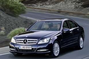 mercedes c 350 blueefficiency avantgarde