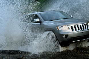 jeep grand cherokee 30 v6 crd overland