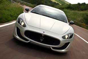 maserati granturismo sport 4 7 mc shift