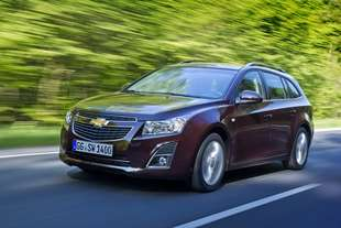 chevrolet cruze sw 1 1 4 turbo ltz