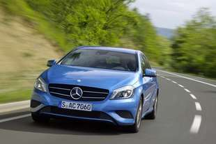mercedes a 200 cdi blueefficiency premium 7g dct
